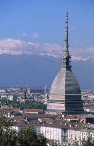 Torino la mole antonelliana