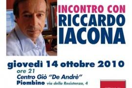 Incontro con Riccardo Iacona