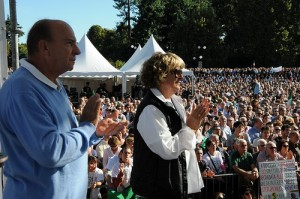 Sandra Bonsanti e Gustavo Zagrebelsky