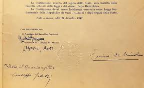 Costituzione_firma