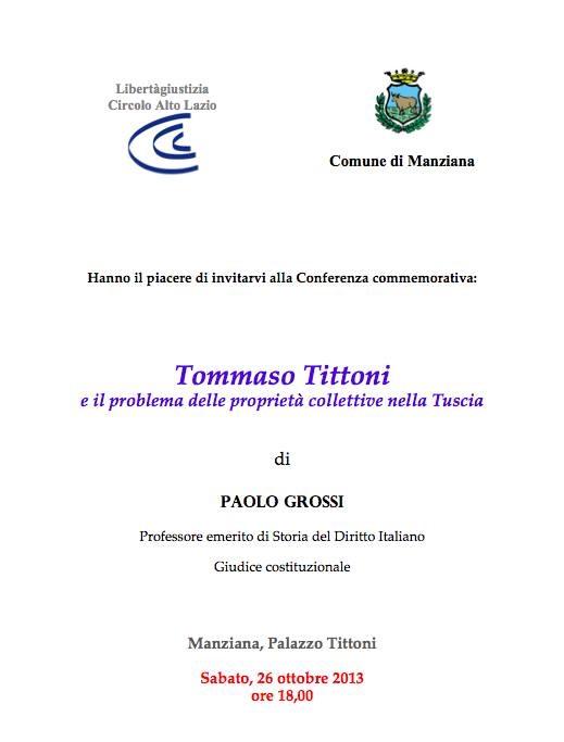 LeG-Volantino Grossi (Manziana)