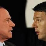 Berlusconi-renzi
