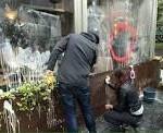 milanesi puliscono città