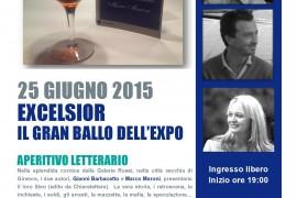 """Presentazione del libro """"Excelsior – il gran ballo dell'Expo"""""""