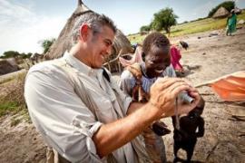 George Clooney lancia nuovo progetto per la pace in Africa