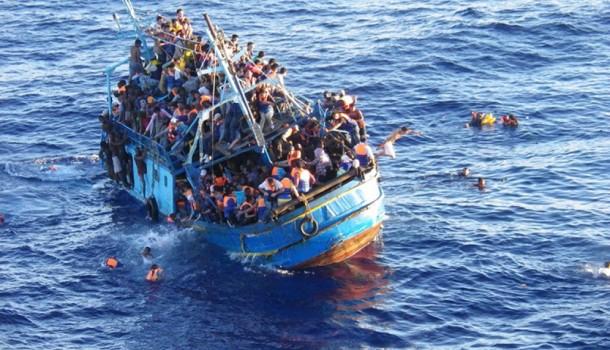 Migranti salvati in mare, ma dov'è finito Triton?
