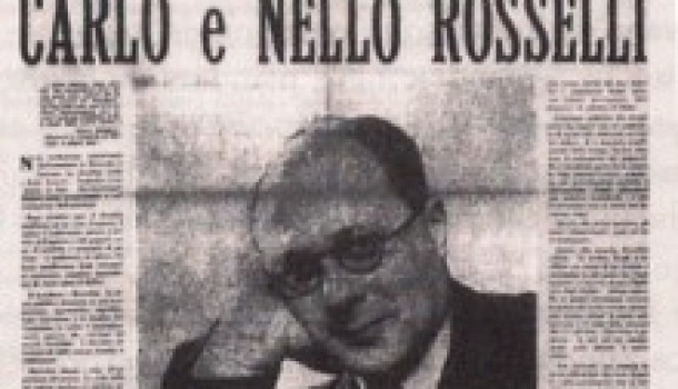 A Bagnoles per i Rosselli