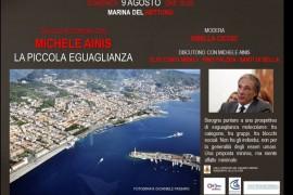 9 Agosto-Messina : Tavola rotonda con Michele Ainis: La piccola eguaglianza