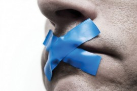 Legge bavaglio – Bonsanti: il silenzio di oggi è imposto dalla propaganda PD