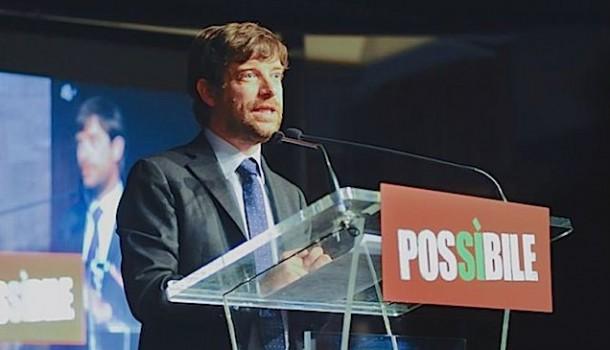 """Civati: dalla Leopolda agli otto referendum, """"La mia sfida a Matteo"""""""