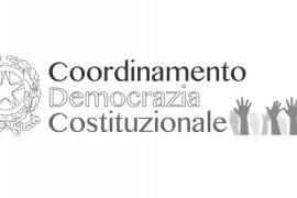 Coordinamento per la Democrazia Costituzionale  (rapporto del 15 Ottobre)