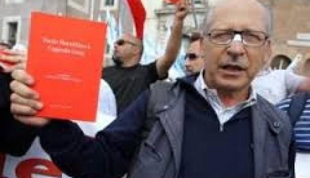 """Salvatore Borsellino: """"Non lasciamo solo il pm Nino Di Matteo"""""""