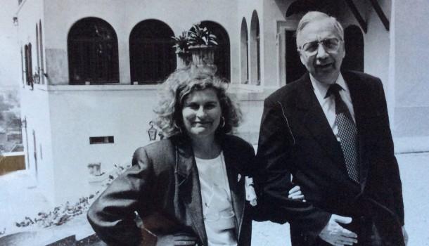 P2, se la storia si ripete/Quel giorno del 1988 a Villa Wanda con Licio Gelli