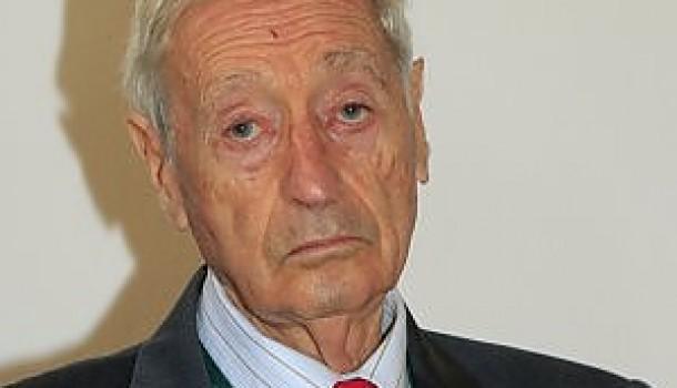 Il saluto del Presidente neoeletto del Comitato Provinciale dell'Anpi di Firenze, Ubaldo Nannucci