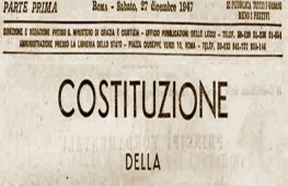 Messina/La Costituzione come possibile strumento di potere