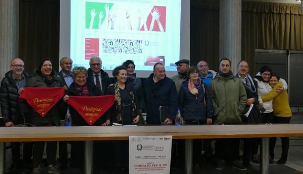 Comitato per il No di Ravenna 1 febbraio 2016 – (Video)