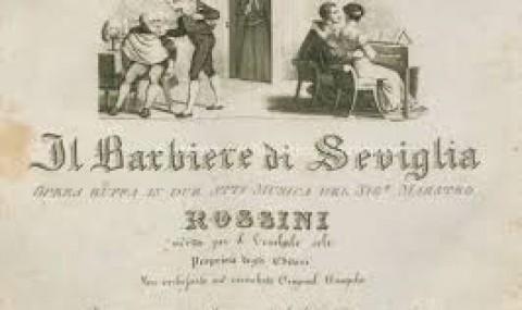 Bravo bravissimo fortunatissimo: ha 200 anni il Figaro di Rossini, nato in un periodo cupo di restaurazione politica