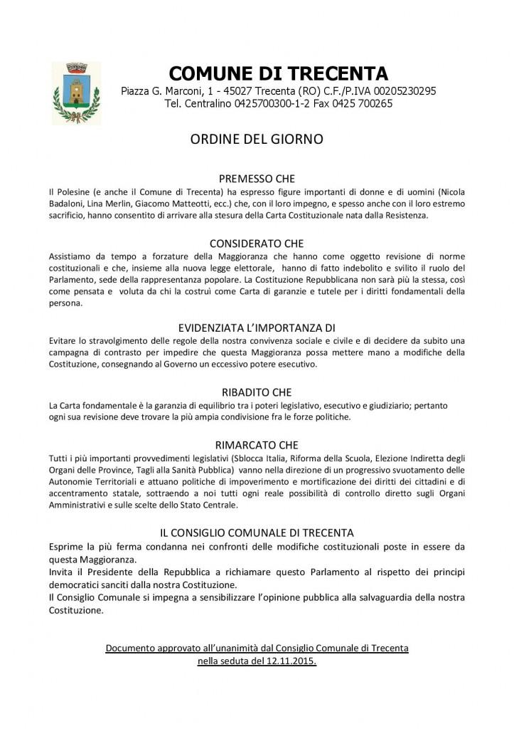 ORDINE DEL GIORNO COMUNE DI TRECENTA - COSTITUZIONE-page-001