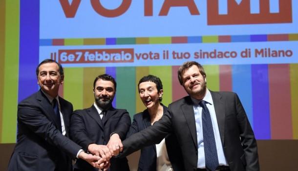 Primarie Milano: vince Renzi, perde la città