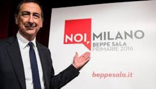 Benvenuti a Milano, ma silenzio su Sala
