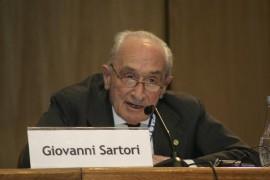 Giovanni Sartori, Le riforme alla Renzi: errori e incompetenza