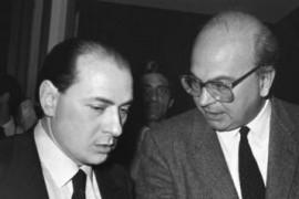 """Rodotà: C'è un filo rosso che va da Craxi a B. e arriva fino a Renzisulla """"barbarie"""" del giustizialismo"""
