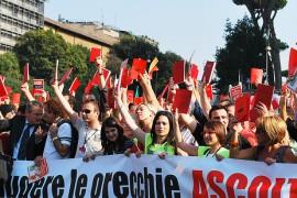 INTERVENTO DEL MOVIMENTO AGENDE ROSSE – 2 Giugno 2016, Firenze