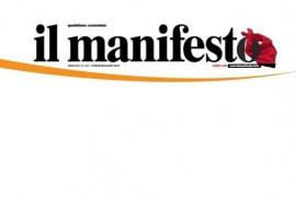 Il Manifesto – 3 giugno 2016