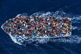 """Migranti/Il gesto del sindaco di Reggio Calabria: """"Ogni 3 giugno sarà il giorno della memoria"""""""