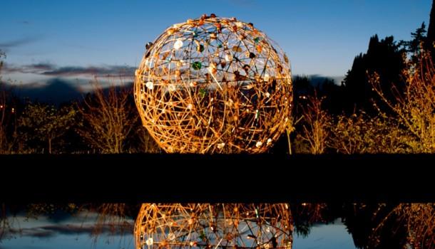 A Castiglione della Pescaia un architetto realizza opere d'arte riciclando rifiuti