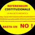 Al referendum costituzionale votiamoNo