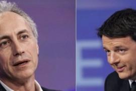 """Renzi – Travaglio a """"Otto e mezzo"""" – LA7 – 22 Settembre"""