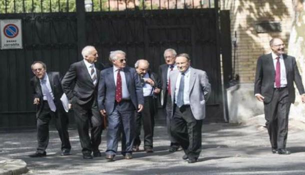 L'incontro dei giuristi per il No con l'ambasciatore Phillips