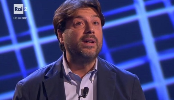 Tomaso Montanari a Italia – RAI 2 – 05 Ottobre 2016