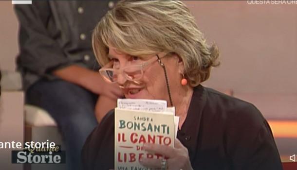 Sandra Bonsanti : iL CANTO DELLA LIBERTA' – Quante storie Rai3 – 18 Ottobre