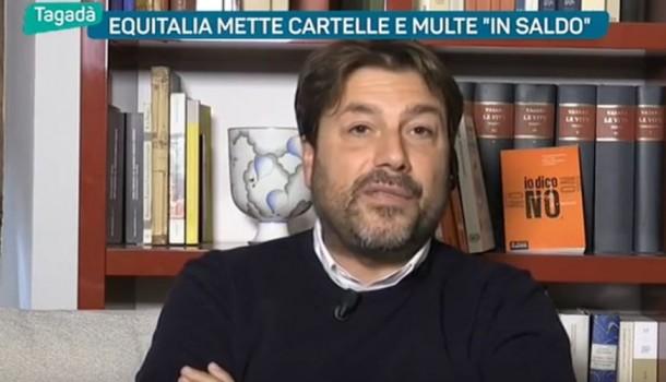 Tomaso Montanari – Tagadà – Equitalia: Saldi di fine Costituzione