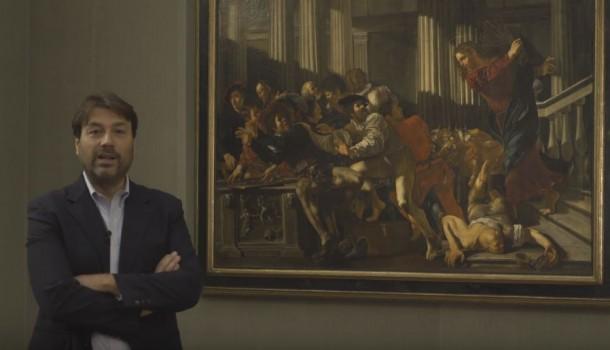 Tomaso Montanari: Caravaggio ci mostra il No al Referendum Costituzionale