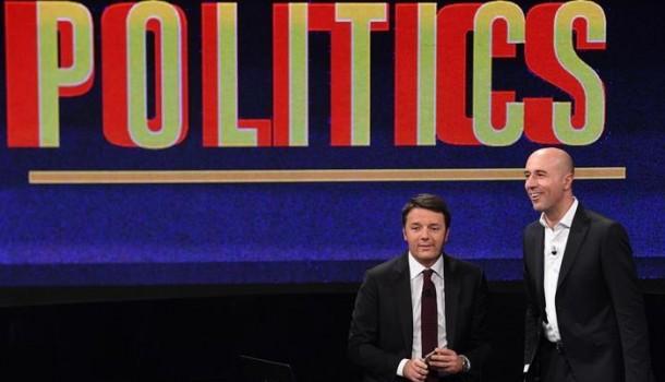 Referendum/In tv Renzi è uno spot permanente