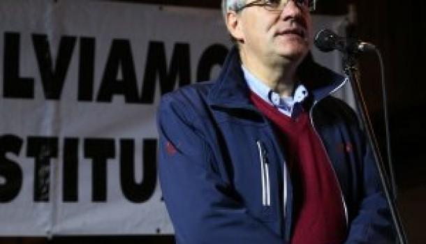Landini a Bologna per il NO al Referendum costituzionale