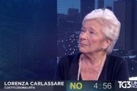 Lorenza Carlassare – Linea notte del 19 Novembre 2016
