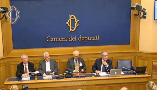 Comitato per il NO al referendum costituzionale – Conferenza