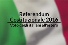 Lettera italiani all'estero