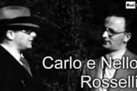 """Carlo Rosselli e il mito di """"Giustizia e Libertà"""""""