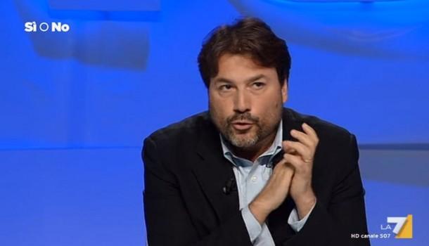 Tomaso Montanari a Speciale referendum: SI o NO -LA 7 – 18 Novembre 2016