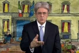 Maurizio Crozza – Di Martedì – 13 Dicembre 2016 – LA7