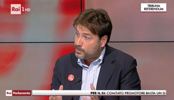 Tomaso Montanari – Rai Parlamento : Tribuna Referendum 29/11/16