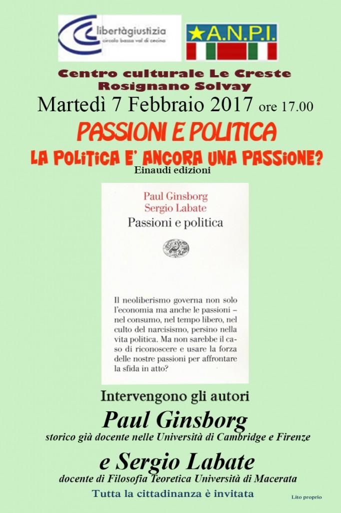 Passioni e politica (5)