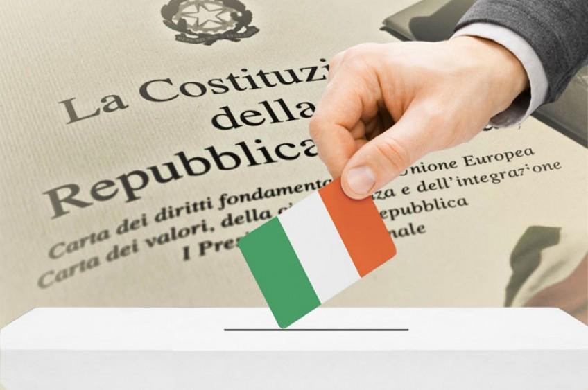L'Italia ha ancora qualcosa da dire, diceva Calamandrei. Noi pure