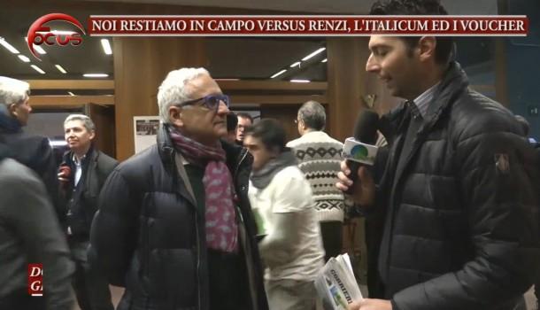 TeleAmbiente: Gallo, Ferrero, Besostri, Menapace – Assemblea Nazionale Comitati del No 21.01.17