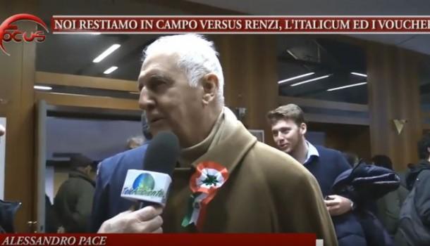 TeleAmbiente: Pace, Fratoianni e Villone – Assemblea Nazionale Comitati del No 21.01.17